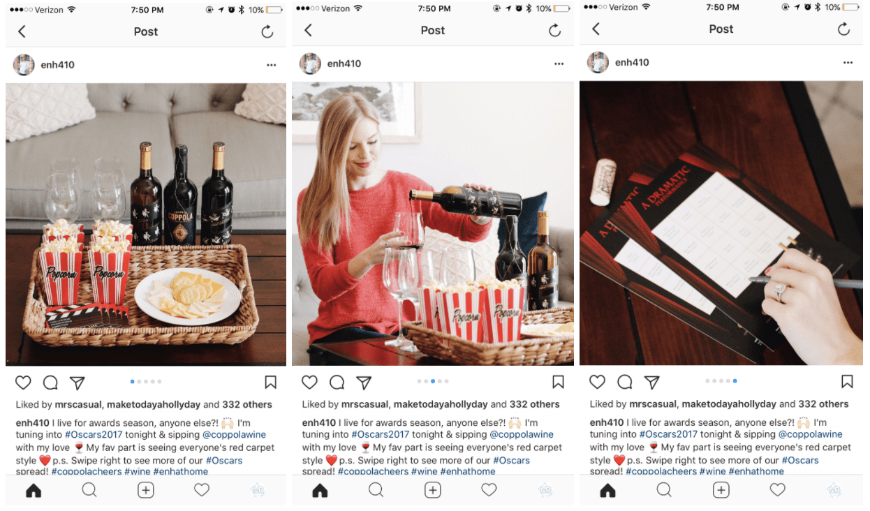 How to Use Instagram Multi-Image Posts