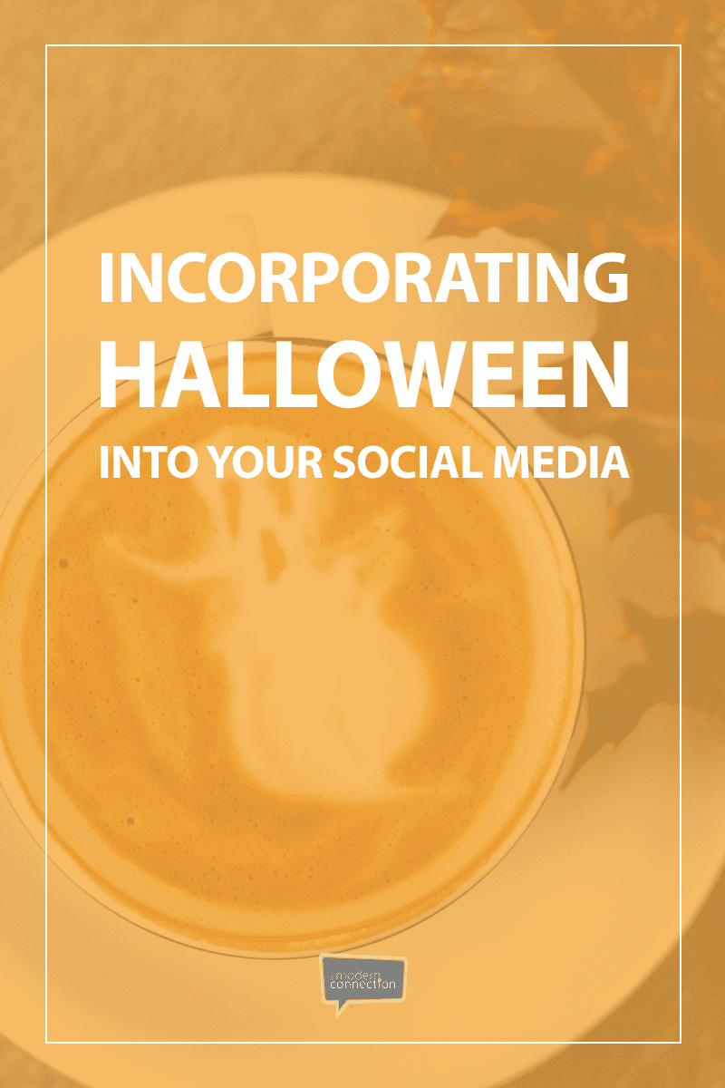 Incorporating Halloween Into Your Social Media