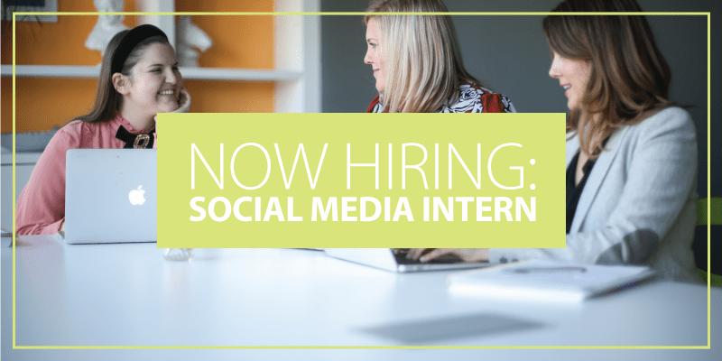 Fall 2019 Social Media Intern